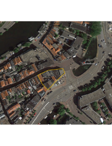 Schatveld herontwikkelt appartementen achter de Amsterdamse Poort in Haarlem