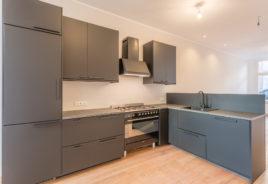 Moderne keuken Fultonstraat 22, Den Haag