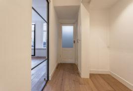 Hal en zitkamer Fultonstraat 22, Den Haag
